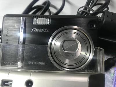 富士 F455便携式数码卡片相机