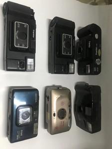 特价处理6台傻瓜胶片相机打包26元