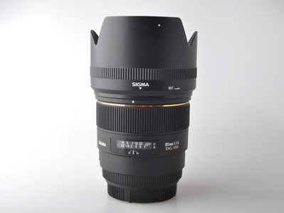 适马 85mm f/1.4 EX DG HSM(佳能口)