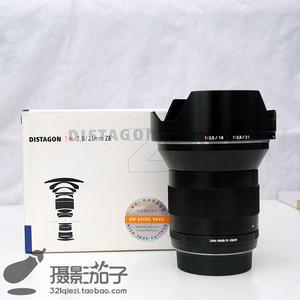 99新蔡司Distagon T* 21mm f/2.8 ZE#3854[支持高价回收置换]