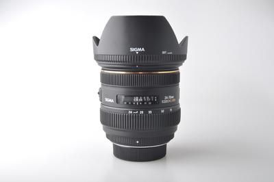适马 24-70mm F2.8 DG OS HSM Art(尼康口)
