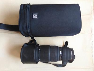 适马 APO 120-300mm f/2.8 EX IF HSM