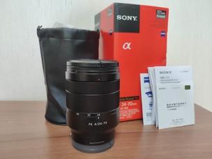 Sony FE 24-70 F4 蔡司镜头 九八成