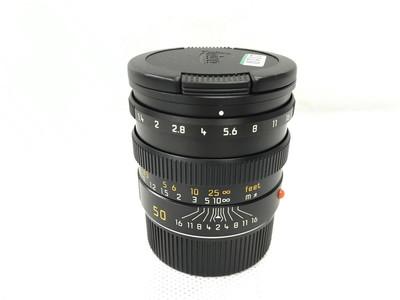 徕卡Summilux-M 50 / 1.4 E46 PRE-A黑色现行版