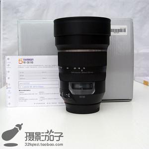 全新成色腾龙 SP 15-30mm f/2.8 DI VC USD佳能口#4763 行货在保