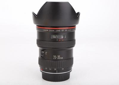 11新二手Canon佳能 20-35/2.8 L 广角变焦镜头 回收 360518津