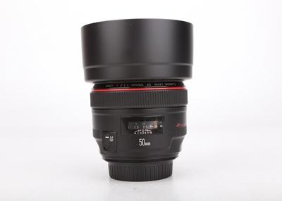95新二手 Canon佳能 50/1.2 L USM 定焦镜头 回收 768590津