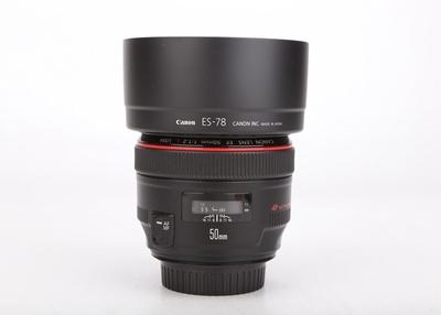95新二手 Canon佳能 50/1.2 L USM 定焦镜头 回收 846069津