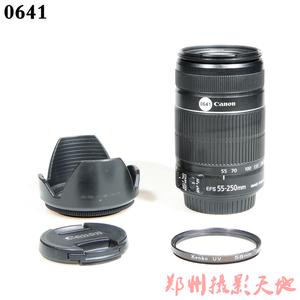 佳能 EF-S 55-250mm f/4-5.6 IS II 入门长焦镜头 0641