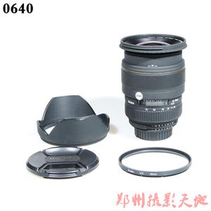 适马 24-70mm f/2.8 EX DG MACRO 尼康口 尼康口 0640