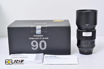 97新 富士 XF 90/2.0 R LR WR 带包装(BH05300002)