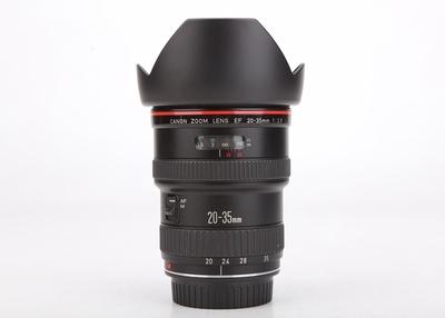 93新二手Canon佳能 20-35/2.8 L 广角变焦镜头 回收 381233津
