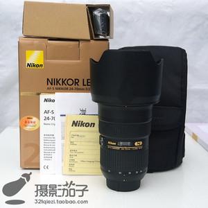 999新尼康 AF-S  24-70mm f/2.8G ED#4281 [支持高价回收置换]