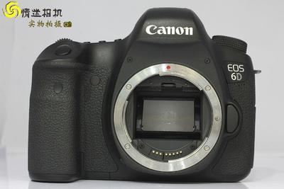 【全画幅单反数码相机】佳能6D(NO:5663)*
