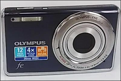 奥林巴斯 FE4010 便携式数码相机