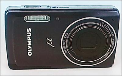 奥林巴斯 u5010 便携式数码相机
