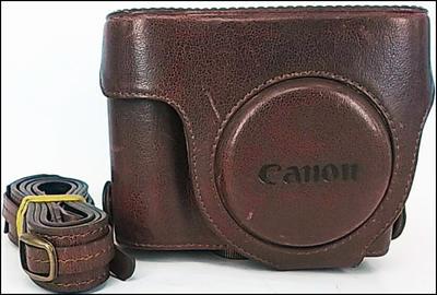 佳能G16数码相机皮套/保护套