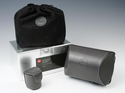 特价徕卡 X1用皮套 横包灰色18710全新 #26571