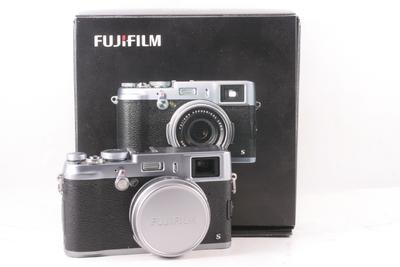 98/Fujifilm/富士 x100s数码相机 成色极新 ( 全套包装 )