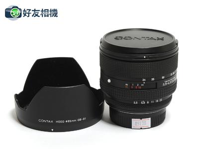 康泰时 N 24-85/3.5-4.5 T* 镜头 24-85mm NX, N1, N机用 *98新*