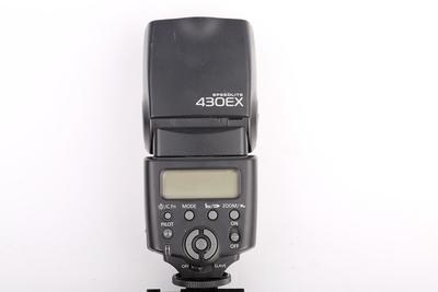 92新二手 Canon佳能 430EX 闪光灯适用于佳能相机 696347京