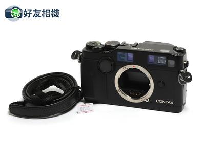 康泰时/Contax G2 胶卷旁轴相机 黑色 *95新*