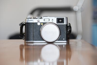 富士 X100s(双12优惠价)