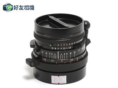 哈苏 CF 80/2.8 Planar T*标准镜头 80mm F/2.8中画幅镜头 *90新*