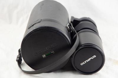 奥林巴斯OM 300 F4.5 带皮桶 极美品收藏好成色