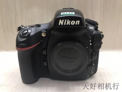 《天津天好》相机行 95新 尼康D800 机身
