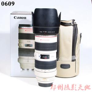 佳能 EF 70-200mm f/2.8L IS USM(小白IS) 单反镜头 0609