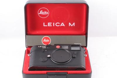 98/徕卡Leica M6 TTL  黑色大盘 经典胶片旁轴机身