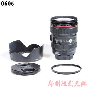 佳能 EF 24-105mm f/4L IS USM 单反镜头 0606