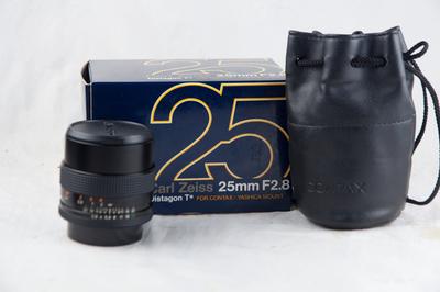 康泰时D25 2.8mmj 带包装 极美品收藏好成色