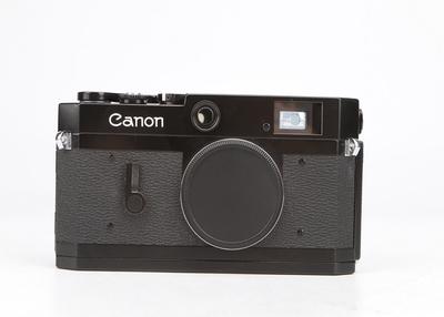 95新二手Canon佳能 P 旁轴胶片相机 780584津