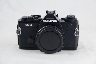 奥林巴斯OM-4 胶片机
