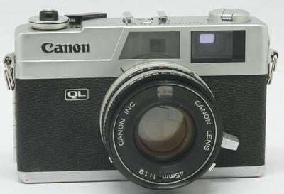 90新 佳能 Canonet QL19(1817)★