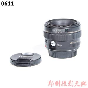 佳能 EF 50mm f/1.4 USM 定焦镜头 0611