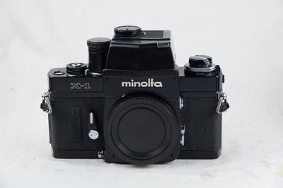 美能达X-1 Minolta XK / XM / X1