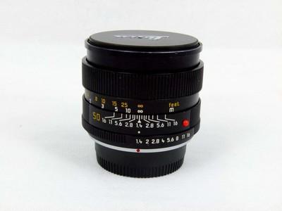 华瑞摄影器材-徕卡Leica Summilux-R 50/1.4