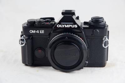 近全新的奥林巴斯OM-4TI OM4ti