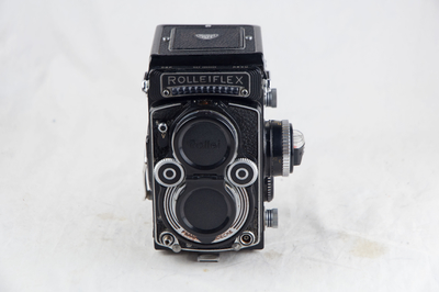 禄来3.5F Rolleiflex 3.5F