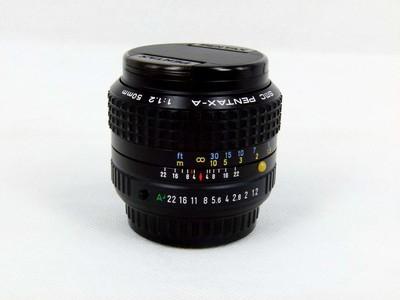 华瑞摄影器材-宾得A 50/1.2