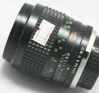 90新 美能达 MD ROKKOR-PF 100/2.5(3149)