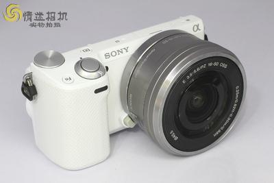 【微单数码相机】索尼NEX-5R套机(16-50 OSS)(NO:28312480)*