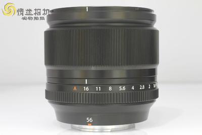【标准定焦人像镜头】富士 Super EBC XF 56/1.2 R (NO:5174)*