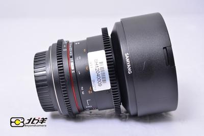 97新 三阳 Samyang 14mm T3.1 II 佳能口 (BH12040009)