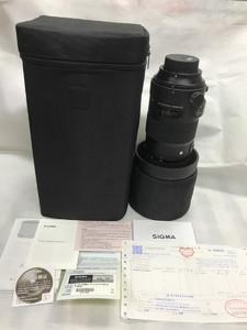 sigma/适马150-600mm f/5-6.3 DG S版 远摄长焦镜头 尼康口