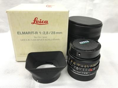徕卡 Elmarit-R 28/2.8 E48 德产后期号段 方字版带ROM