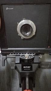 仙娜F单轨4×5相机
